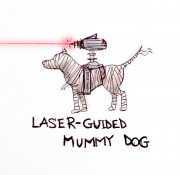 laser-guided-mummy-dog