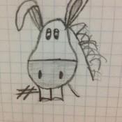 #donkeyteeth
