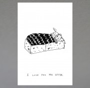 I Love You Mr Otter