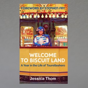 """""""Welcome To Biscuit Land"""" book"""