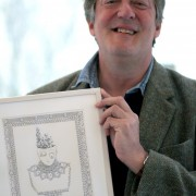 Wrecked tote bag - Stephen Fry