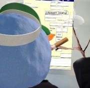 Frosty the snowman is filing his tax return - Charlie Trivett