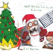 Santa Bad Man Style - Brodie Orchard