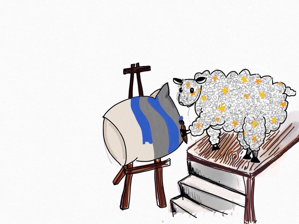 An illustration by josephone