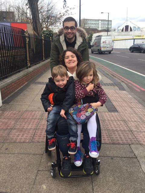 Wheelchair Ride