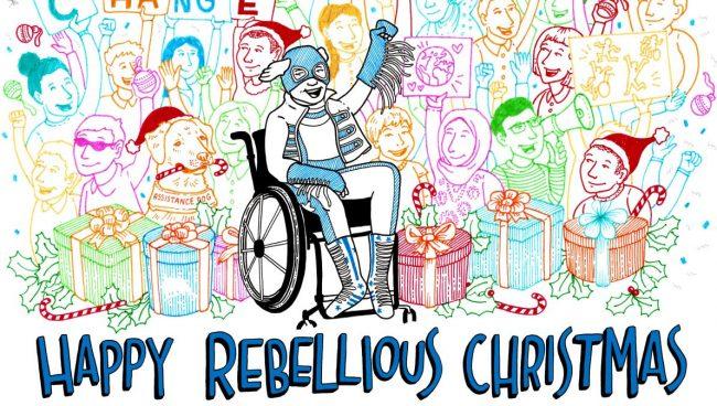 Happy Rebellious Christmas!